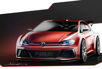 Volkswagen Polo GTI R5 : cap sur la compétition #1