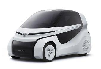 Toyota : pas de voiture autonome sans totale sécurité #1