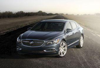 LaCross Avenir : la « Vignale » de Buick #1