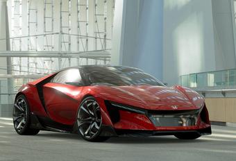 Baby-NSX vraagt om Honda-productiemodel #1