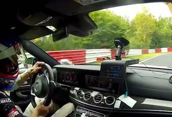 Mercedes-AMG E63 S Break: in topvorm op de Nürburgring #1