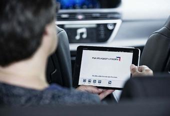 PSA en Huawei werken samen aan geconnecteerde auto's #1