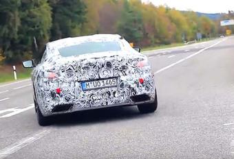VIDÉO – BMW  Série 8 : « plus classique » que le concept ? #1