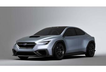 Subaru WRX STI : morte… en attendant l'hybridation #1
