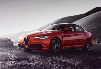 Alfa Romeo Giulia: nieuwe versie met 350 pk? #1