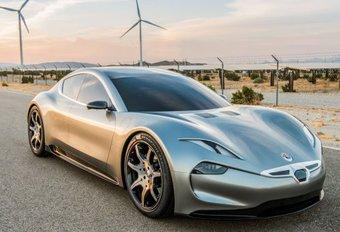 Fisker : une batterie solide offrant 800 km et une recharge en 1 minute