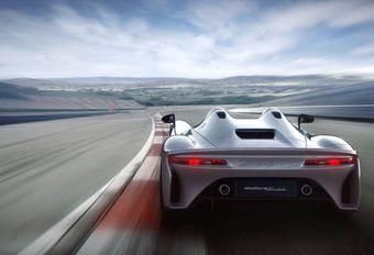 Dallara Stradale is propvol competitieknowhow gestoken straatsportwagen #1