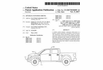 Ford wil autonoom rijden ook offroad mogelijk maken #1