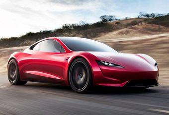 Tesla Roadster met 1.000 kilometer rijbereik #1