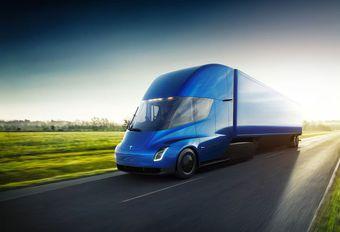 Tesla vrachtwagen: 800 kilometer rijbereik en Autopilot #1