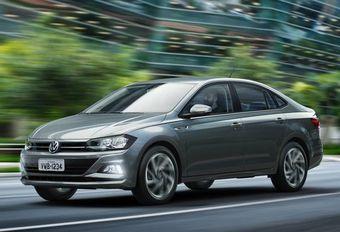 Volkswagen Virtus: Polo met rugzak #1