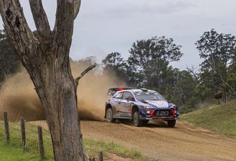 Hyundai, Neuville et Gilsoul gagnent le rallye d'Australie 2017 #1