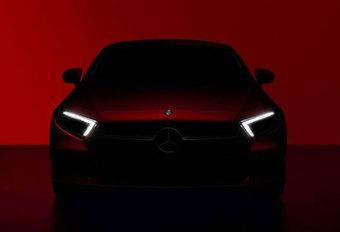 Mercedes CLS : évolution stylistique ? #1