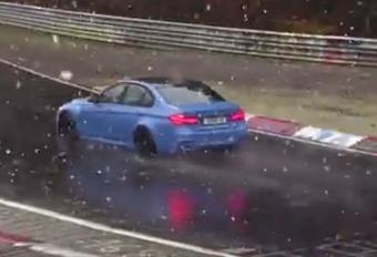 ONGEBRUIKELIJK - Op de Nürburgring rijd je niet wanneer het sneeuwt ... #1