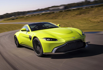 Aston Martin Vantage mixt wat Vulcan onder het DB11-dna #1