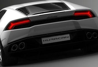 Lamborghini Huracan krijgt vierwielsturing #1