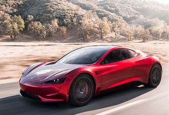 Tesla Roadster 2020 : Vraiment 10.000 Nm ? Non... #1