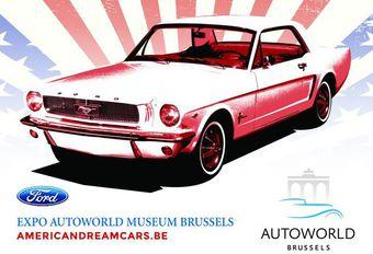 American Dream Cars à Autoworld de mi-décembre à fin janvier #1