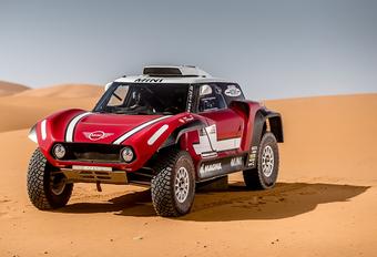 Mini JCW Rally krijgt gezelschap van deze Mini JCW Buggy #1