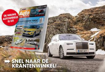 AutoWereld 382 ligt nu in de krantenwinkel #1