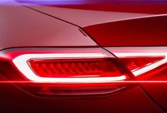 Mercedes CLS 2018 : teaser vidéo #1