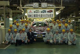 Mitsubishi avoue aussi des falsifications #1