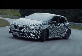 Renault Mégane RS 2018: filmpje over de ontwikkeling #1