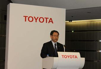 Toyota: nieuwe structuur aan de top… om te overleven? #1