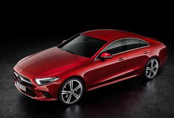 Mercedes CLS : les prix sont connus #1