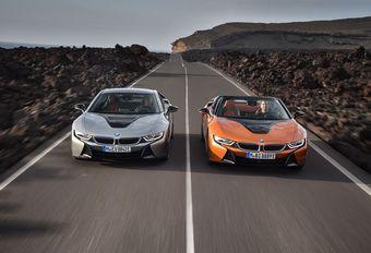 VIDEO – BMW i8 en i8 Roadster: met meer rijbereik #1