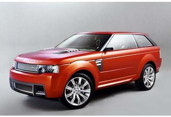 Range Rover : un Range coupé à 2 portes à l'étude #1