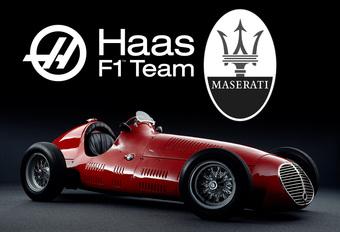Na Alfa Romeo ook Maserati in de F1 ?! #1