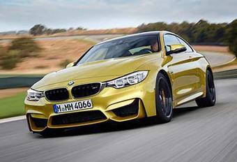 BMW : 26 nouveaux modèles M d'ici 2021 #1