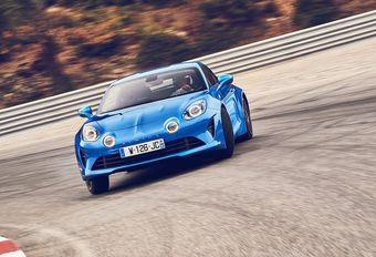 Alpine A110: versie met meer vermogen op komst? #1