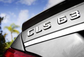 Daarom komt er geen nieuwe Mercedes-AMG CLS 63 #1