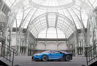 Wat is er mis met de Bugatti Chiron? #1