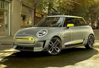 Mini préparerait un mini-SUV électrique #1