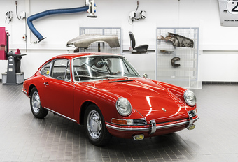 Porsche Museum toont oudste 911 uit de collectie #1