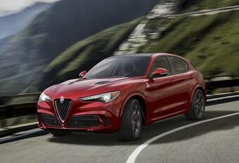 Alfa Romeo op het Autosalon van Brussel 2018 #1