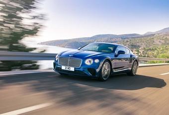 Bentley au Salon de l'Auto de Bruxelles 2018 #1
