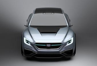 Er komt een nieuwe Subaru WRX STI en die zal er zo gaan uitzien #1