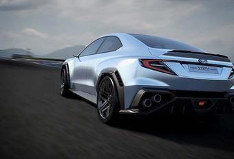 Subaru WRX STI : retour hybride en 2020 #1