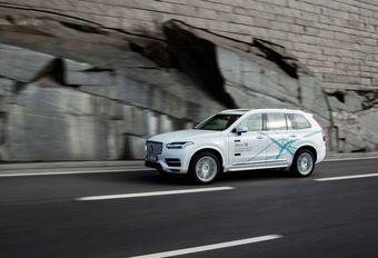 Volvo revoit ses ambitions autonomes à la baisse #1