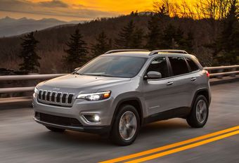 Jeep Cherokee : regard plus conventionnel #1