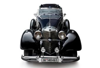 De eerste eigenaar van deze Mercedes heeft wat op zijn kerfstok #1