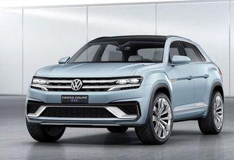 VW : bientôt un Tiguan Coupé ? #1