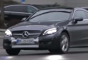 Mercedes Classe C : lignes préservées pour le coupé et le cabriolet ! #1