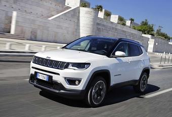 Jeep au Salon de l'Auto de Bruxelles 2018 #1