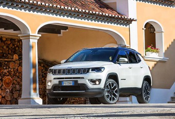 Autosalon Brussel 2018: Jeep (paleis 7) #1