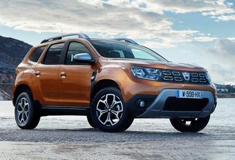 Autosalon Brussel 2018: Dacia (paleis 5) #1